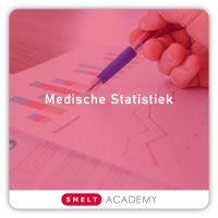 Meld je aan voor Medische Statistiek bij de Smelt Academy